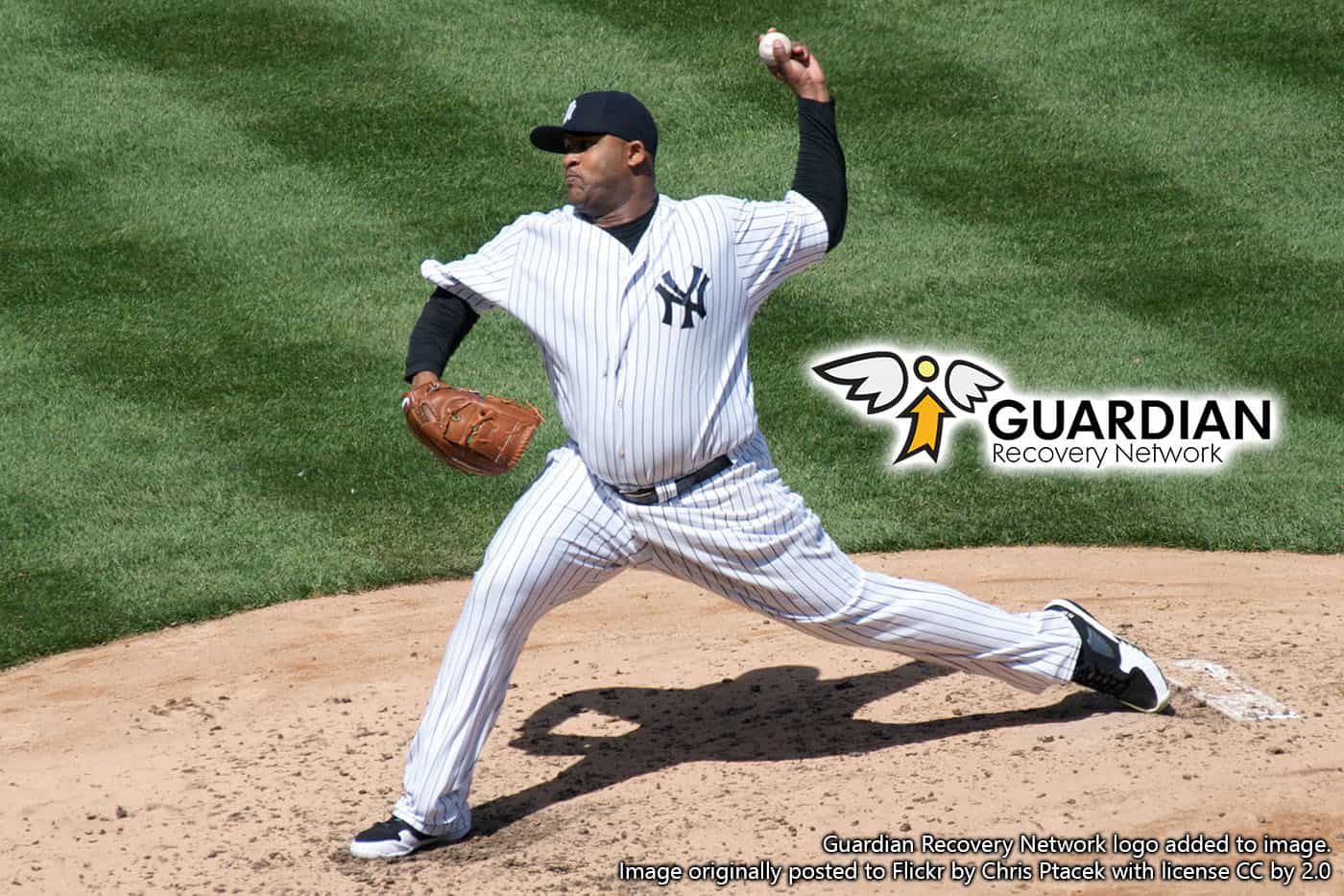 Guardian Recovery Network -Baseball Star CC Sabathia Sports Sober Athlete Highlight